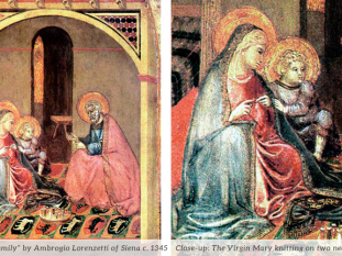 Hiyahiya S History Of Knitting The Knitting Madonna