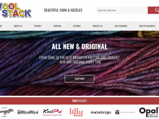 ​Yarn Store Of The Month – Woolstack