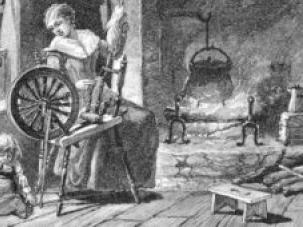 Hiyahiya S History Of Knitting Daughters Of Liberty