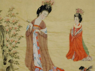 Hiyahiya S History Of Knitting Silk And The Empress
