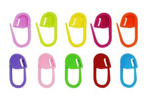 Colour Locking Stitch Markers