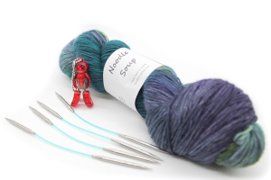 Inkytincture Sharp Flyer Sock Set